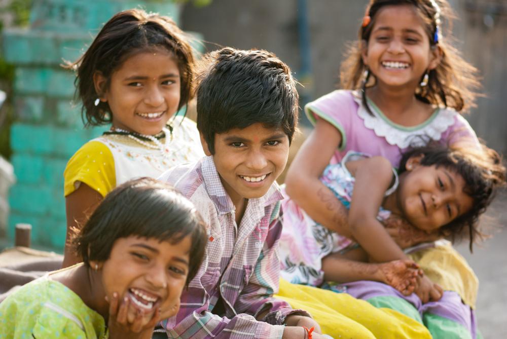 Indian-children