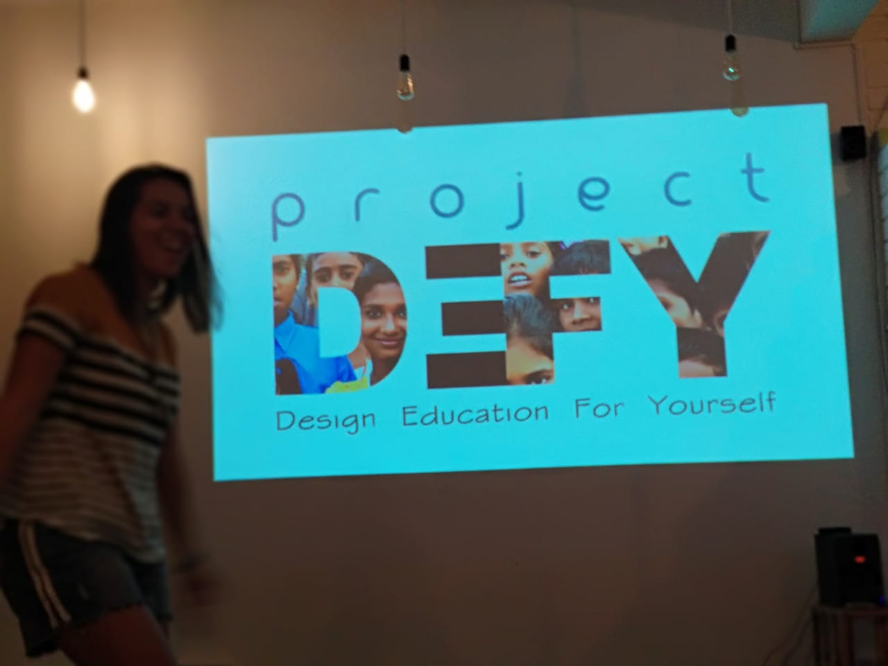 Project Defy Presentation